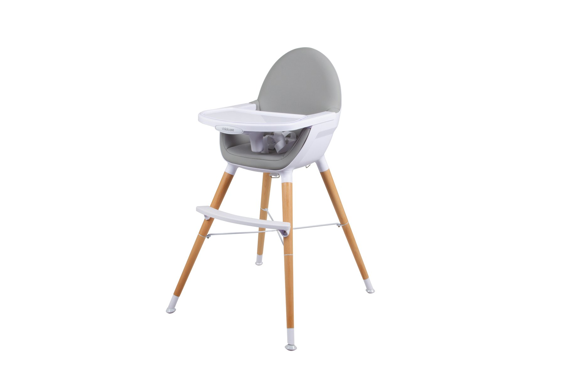 Pod Timber Highchair - Natural