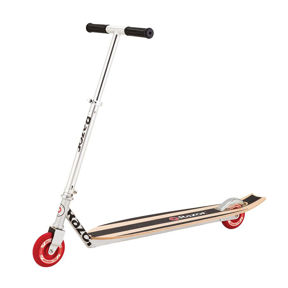 Razor California Longboard Scooter- Wood Finish
