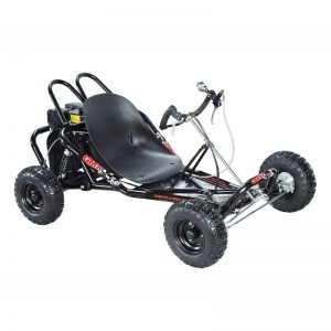 GMX Drift 200cc Go Kart Electric Start - Black