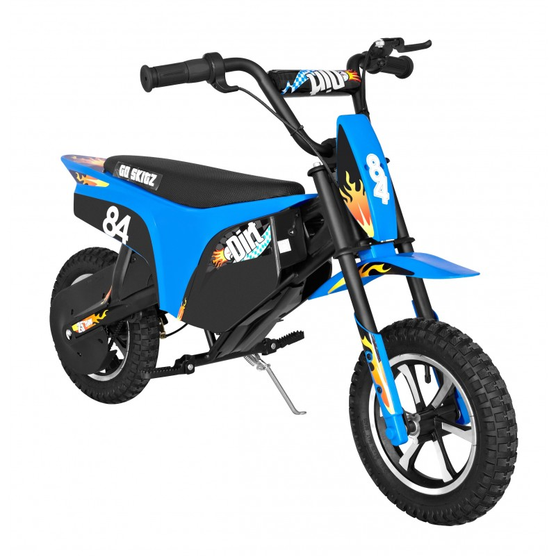 Go Skitz 2.5 Electric Dirt Bike Blue