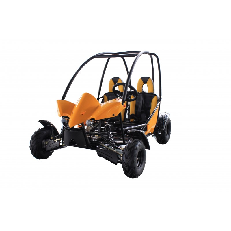 GMX GKT110 110cc Dune Buggy Yellow