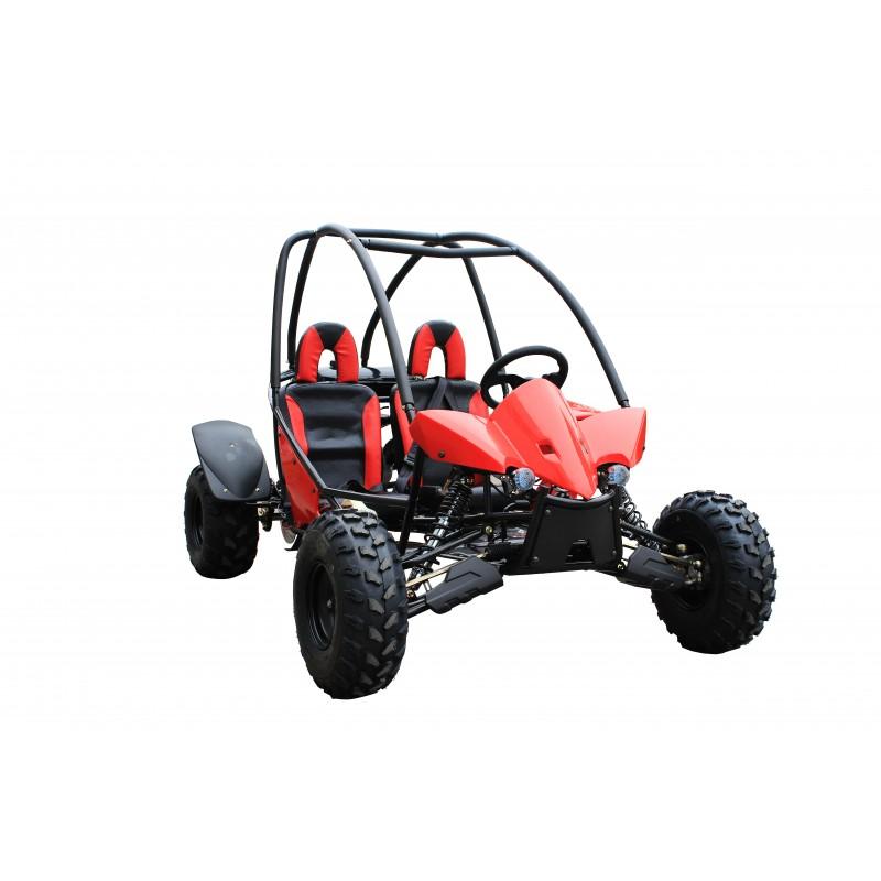 GMX GKT150 150cc Dune Buggy Red