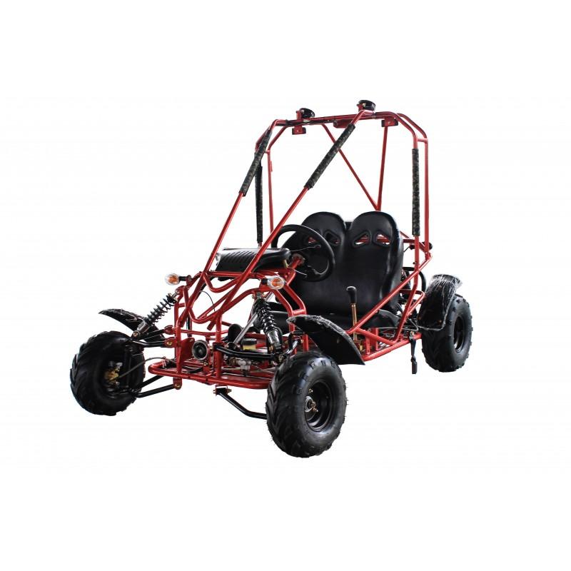 GMX FM110 110cc Dune Buggy Red
