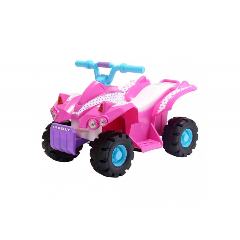 Go Skitz 6V Electric Ride On - Pink