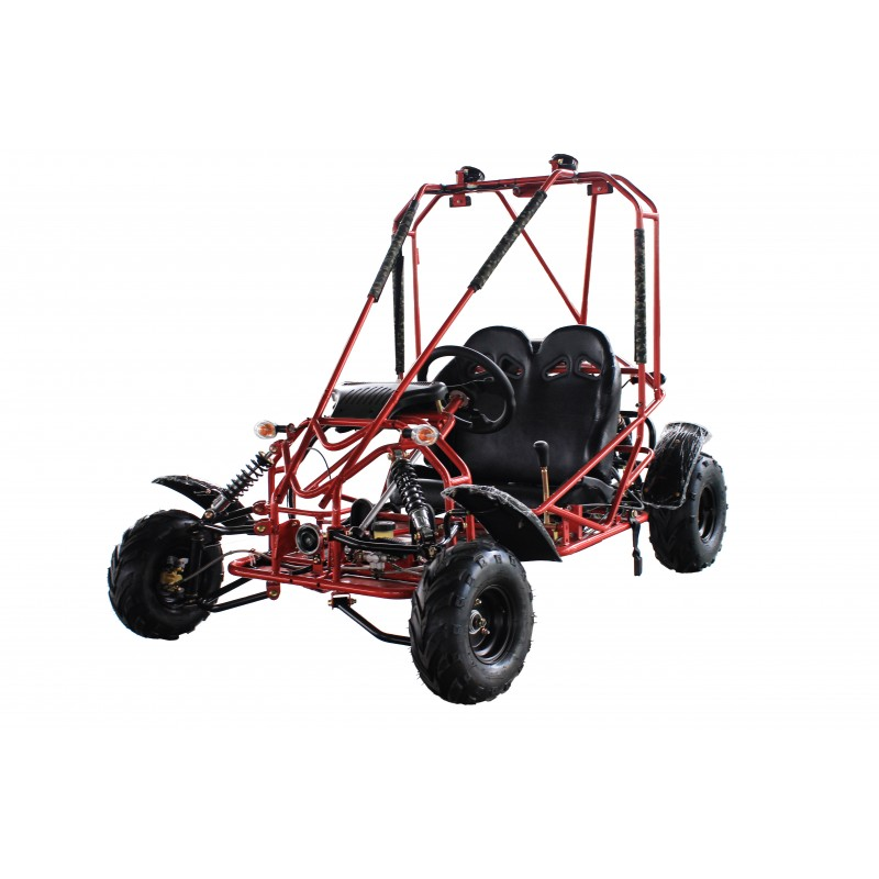GMX FM110 110cc Dune Buggy Red