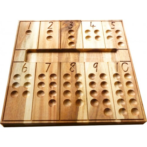 Natural Counting Board