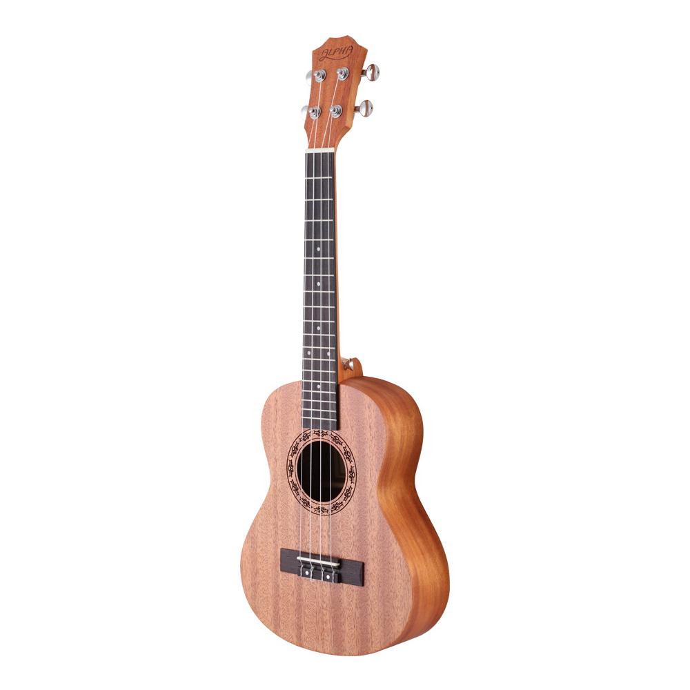 ALPHA 26 Inch Tenor Ukulele Mahogany Ukeleles Uke Hawaii Guitar