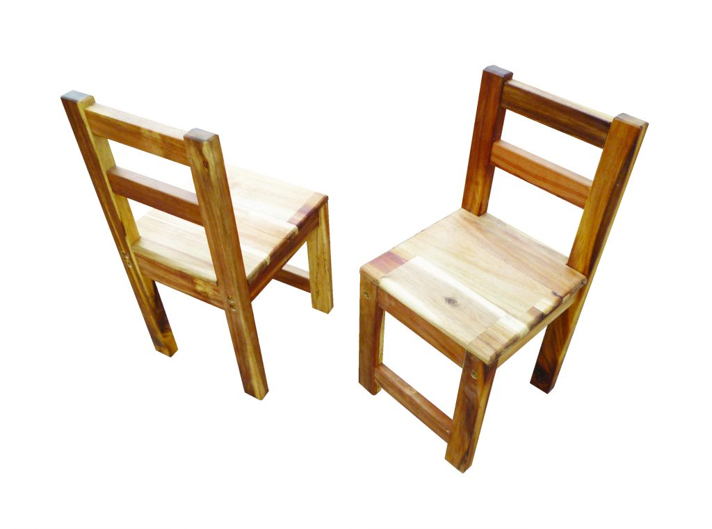 Acacia Standard Chair Natural