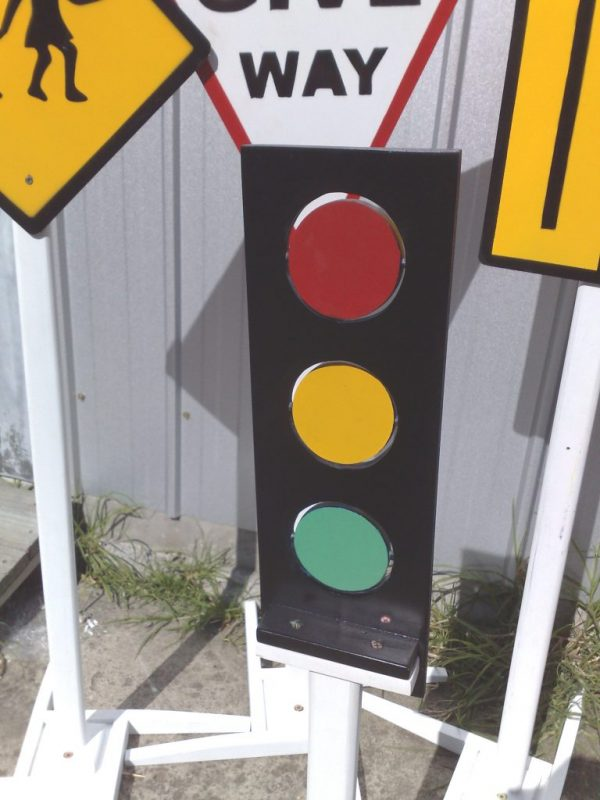 Set Of Traffic Signs