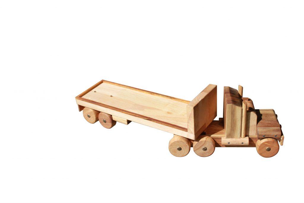 Flat Back  Truck