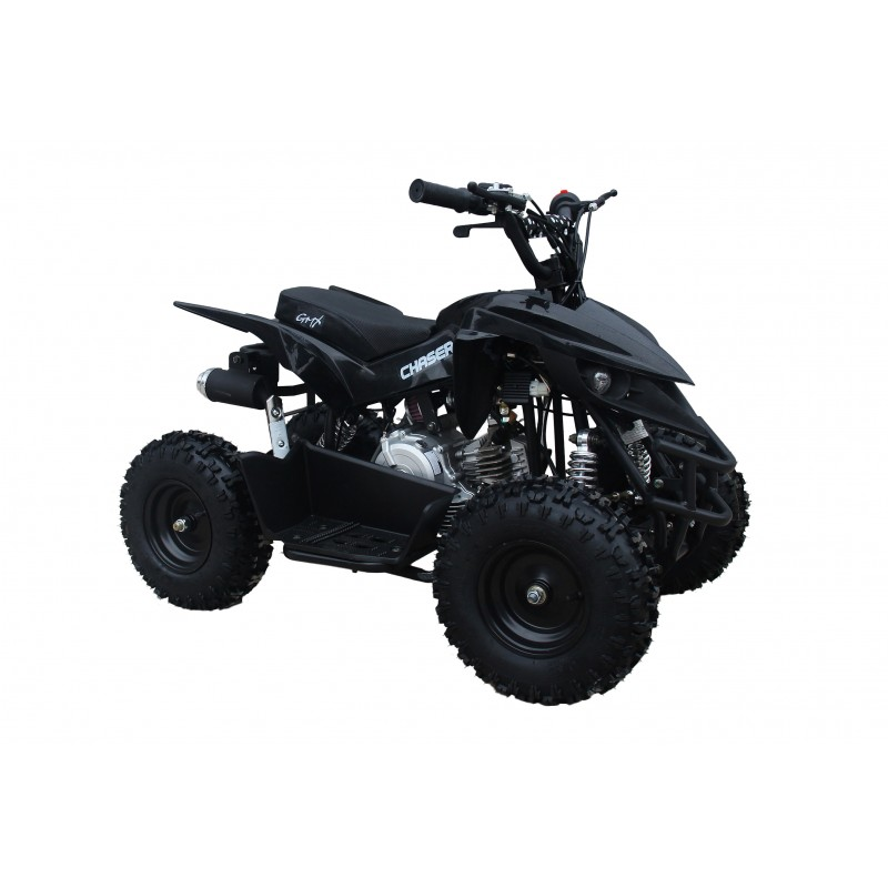GMX 60cc 4 Stroke Chaser Quad Bike - Black