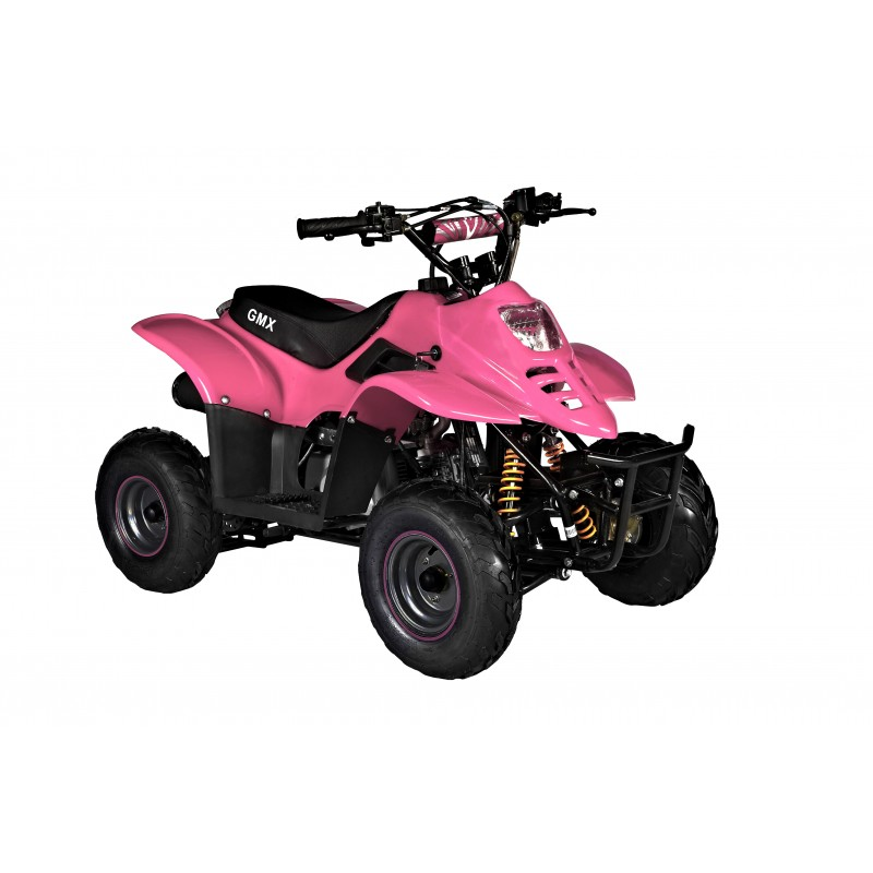 GMX 70cc Ripper Junior Kids Quad Bike - Pink
