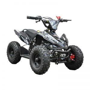 GMX 49cc Sports Buggy Quad Bike - Black