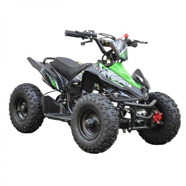 GMX 49cc Sports Buggy Quad Bike - Green