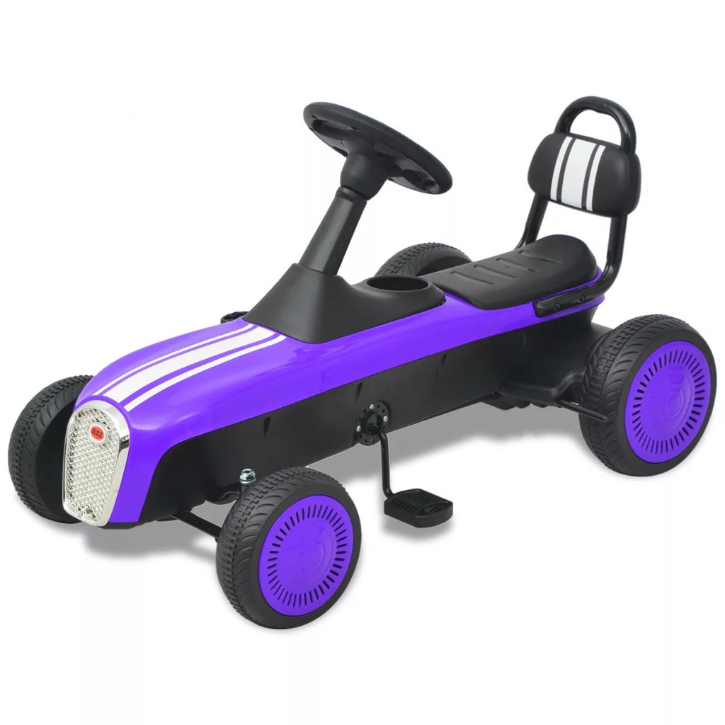 Pedal Go Kart Purple