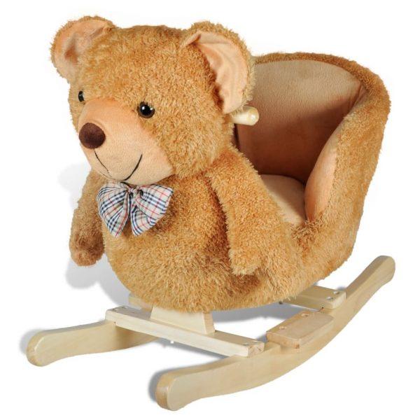 Rocking Animal Teddybear