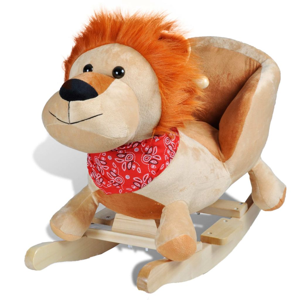 Rocking Animal Lion