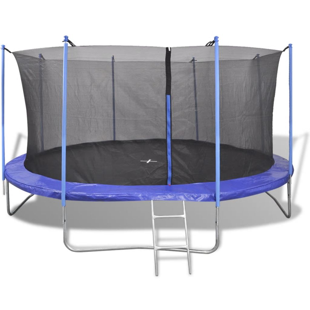 Five Piece Trampoline Set 3.66 m