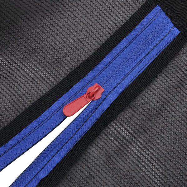Safety Net PE Black for 3.66 m Round Trampoline