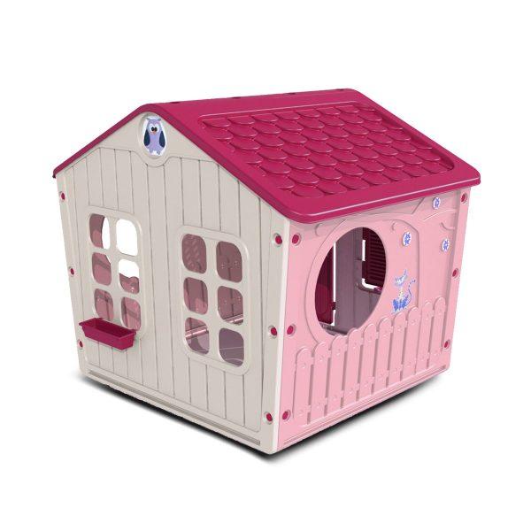 Pink Galilee Village House
